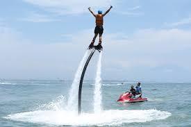 Fly board Bali.