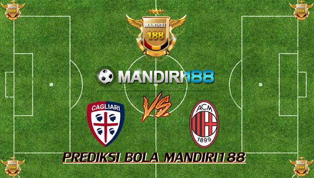 AGEN BOLA - Prediksi Cagliari vs AC Milan 22 Januari 2018