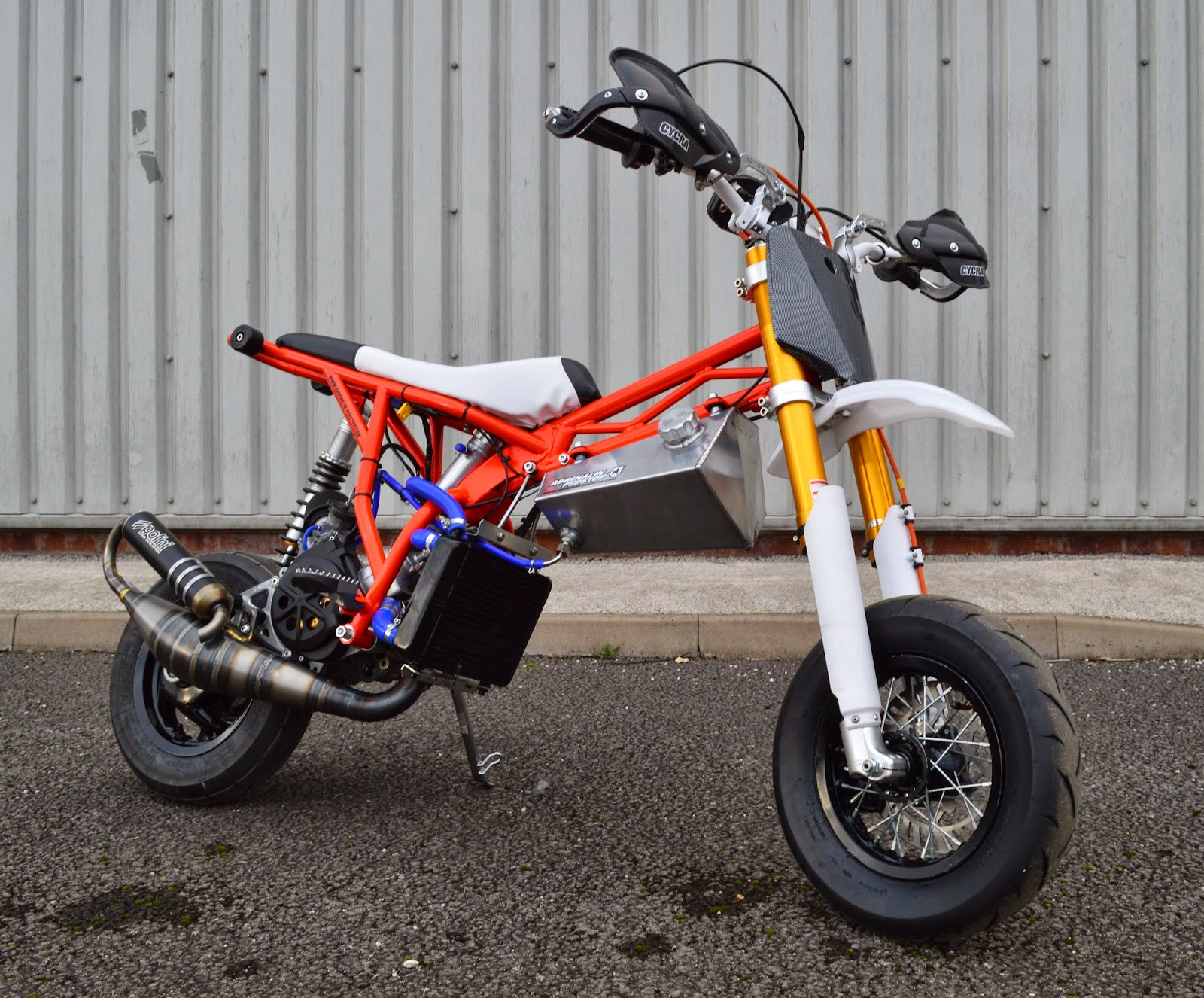 adrenalin scooter performance parts pedstop 94cc pitbike hybrid with automatic race engine update. Black Bedroom Furniture Sets. Home Design Ideas