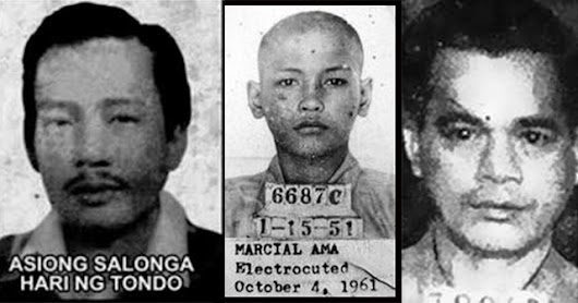 9 Extremely Notorious Pinoy Gangster in Philippine History
