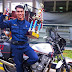 Hisyam Hamid Kongsi Gambar Ketika Jadi Ahli Bomba Di Singapura