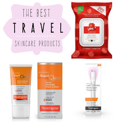 Best Acne Prevention and Skin Care Products for Travel - The Go Family