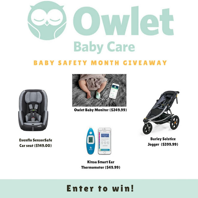 Owlet, Baby Safety Month