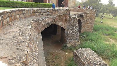 Old Fort Delhi India 928