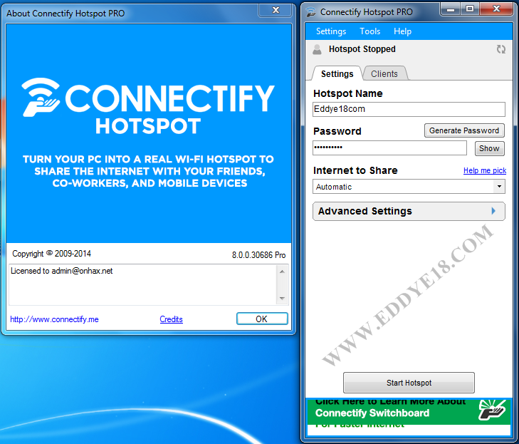 Connectify Hotspot 8 Pro Full