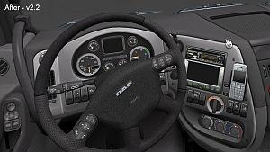 DAF HD interior 2.2