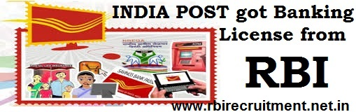 India Post Payments Bank Recruitment 2016-2017 Assistant Manager IPPB 1710 Scale 1,2,3 Officers Post Apply Online indiapost.gov.in
