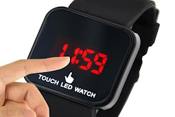 Kemunculan Jam Touchscreen