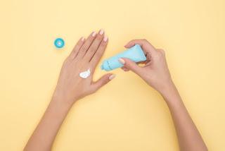 Sunscreen for sun tan remove