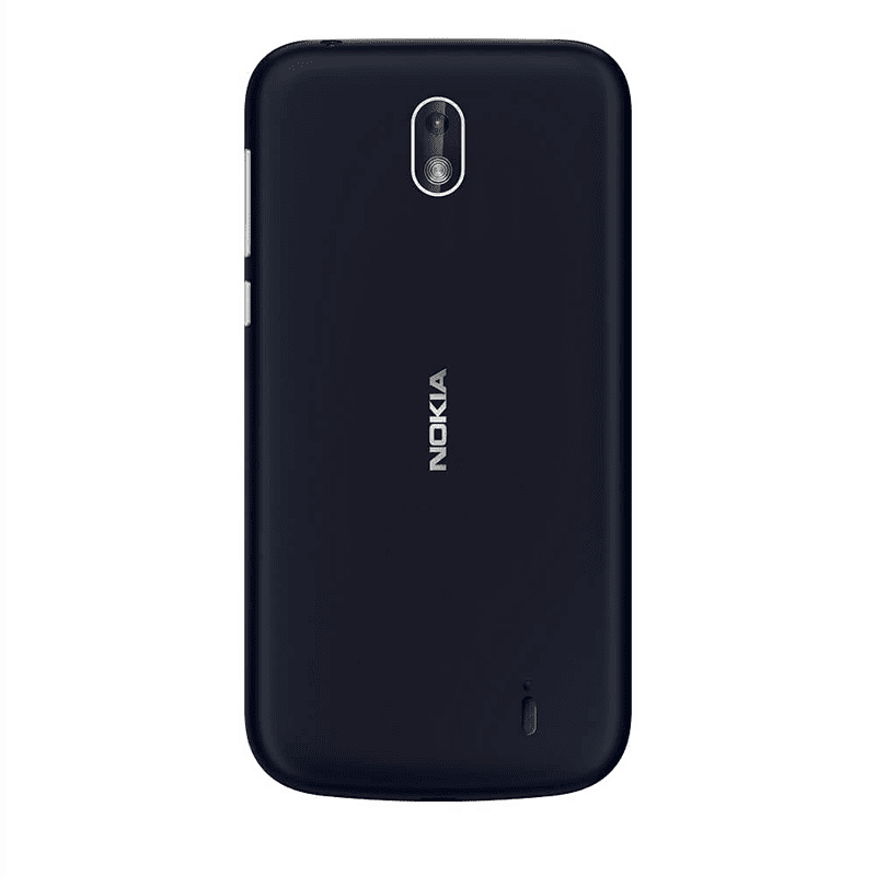Back of Nokia 1