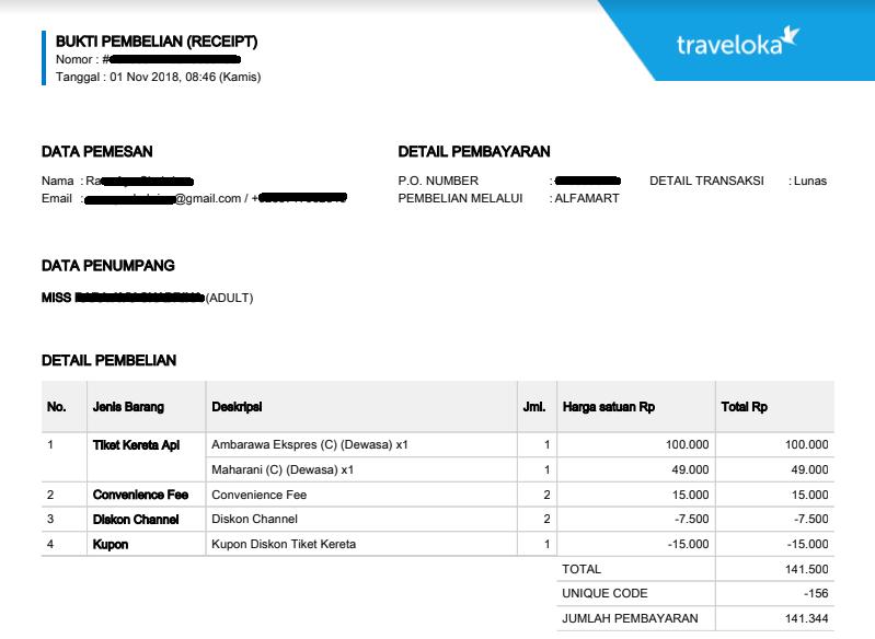 Kode Promo Kereta Traveloka Azpromocodes Com