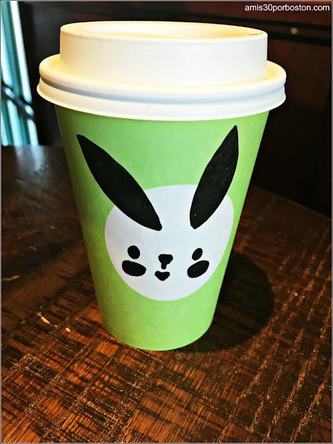 Vasos de Primavera del Starbucks