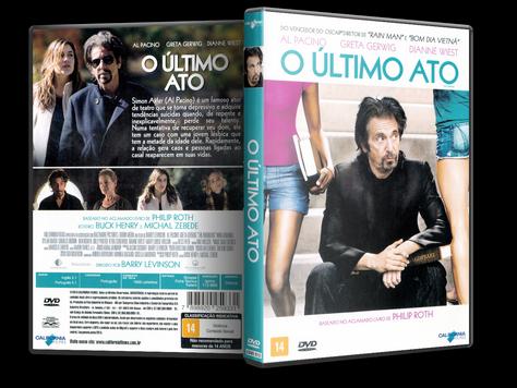 Capa DVD O Último Ato