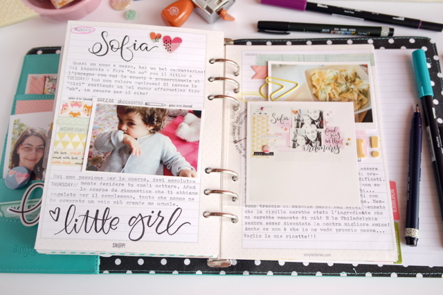 scrappin'planner by kushi settembre ottobre 2016 14| www.kkushi.com