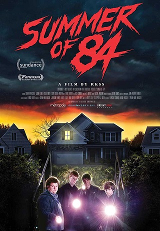 Summer of 84 (2018) English 850MB WEB-DL ESubs 720p