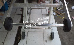 Roda Depan Eergency Stretcher YDC 3D