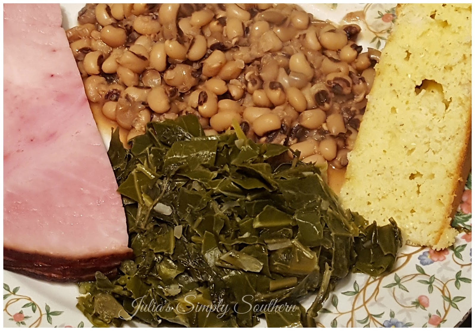 A collection of southern new years recipes julias simply southern julias simply southern southern new years day dinner recipes forumfinder Choice Image