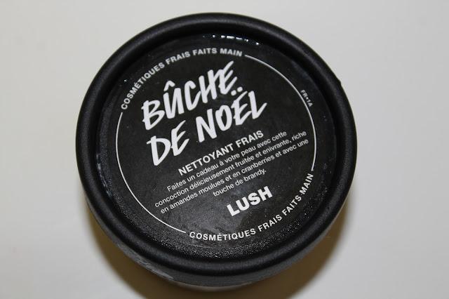 Nettoyant Frais Bûche de Noël - Lush