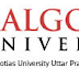 Galgotias University Gautam Buddh Nagar Teaching Faculty Job Vacancy July 2019