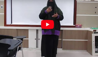 Pidato Kepimpinan Islam Dwi20302 : Ancaman Syiah [Video]