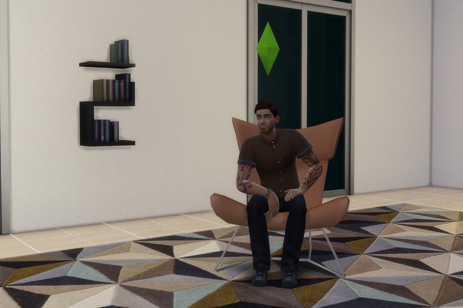 hanging chair the sims 4 rattan swing nz my blog boconcept imola by greendylow
