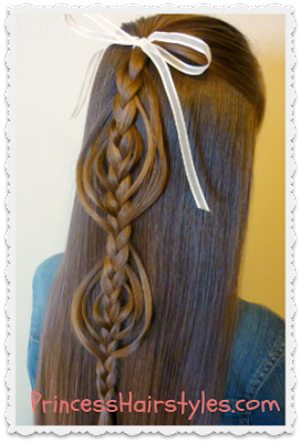 Braiding Tutorial, Cookie Cutter Braid