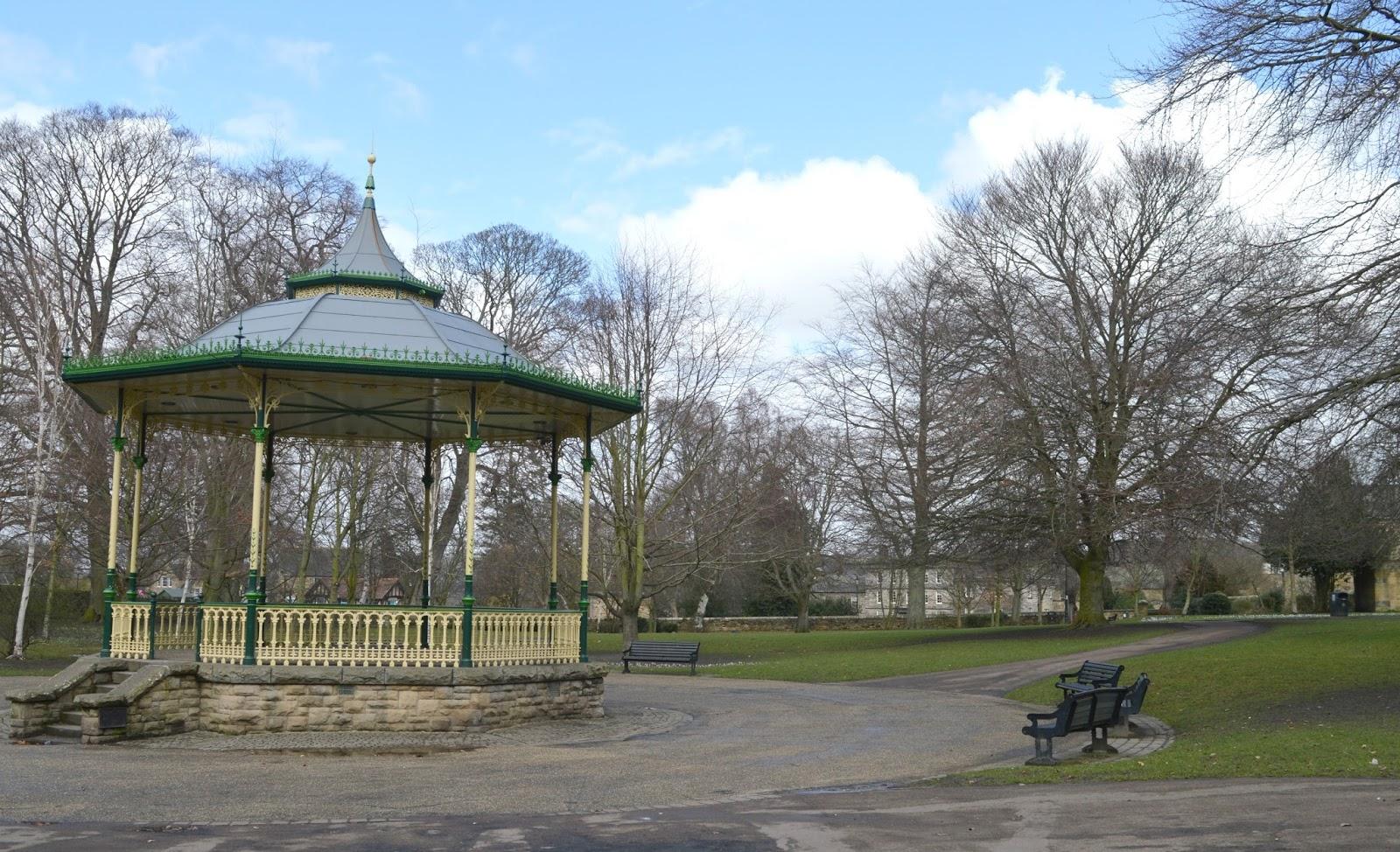 Hexham Northumberland - Hexham Park