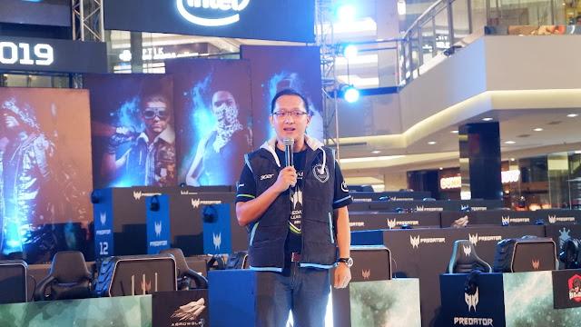 Acer mendukung e-sport turnamen predator League 2019