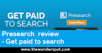 Presearch review – Get paid to Search while increase your SEPRs rank.