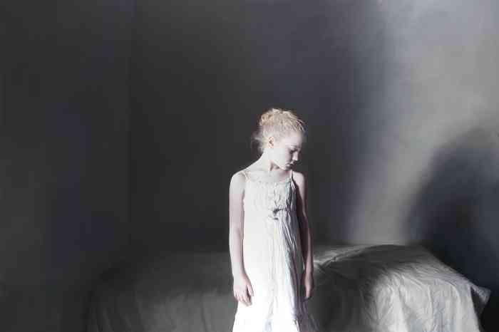 Провокационные и спорные картины. Gottfried Helnwein