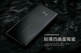Xiaomi Mi Mix 2 Ceramic Black