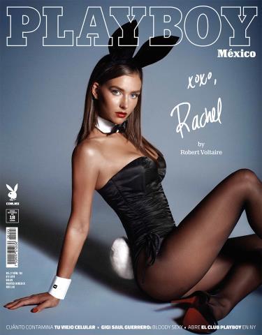 Playboy México: Rachel Cook – Noviembre 2018