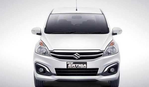 Review dan Spesifikasi Suzuki Ertiga Diesel Hybrid Terbaru
