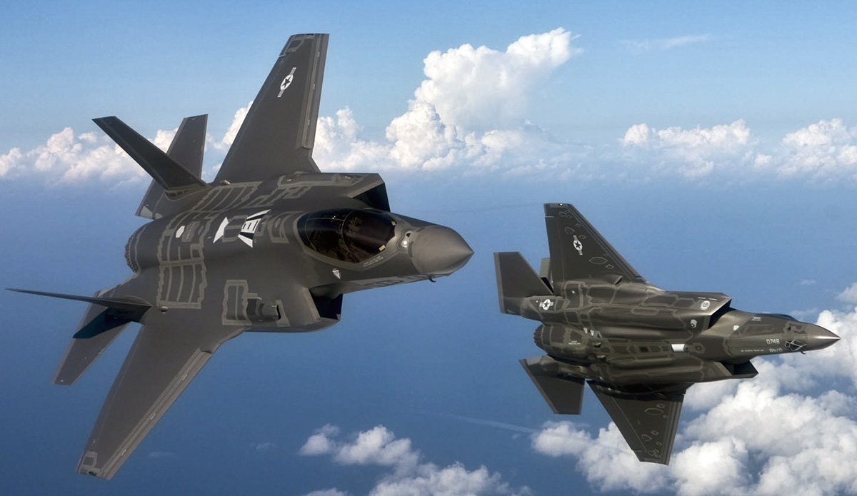 American Innovation F 35 Vs F 15se South Korea S F X Iii