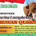 Jelang Idhul Adha, Besok Terakhir Pendaftaran Qurban di SIT Ukhuwah