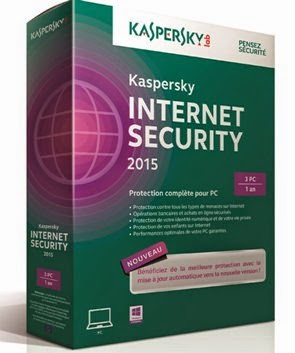 Kaspersky Internet Security 2015 Full Serial Key