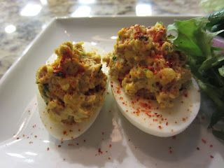 Down-Home Deviled Eggs