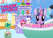 Twilight Sparkle Bubble Bath juego