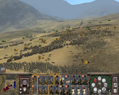 Medieval II Total War PC GamePlay Free Version