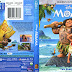 Moana Bluray Cover
