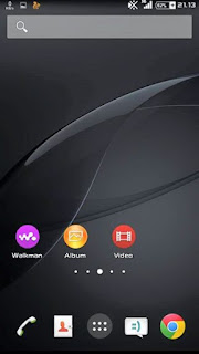 Custom Rom Xperia Z Ultra for Evercoss A7Z
