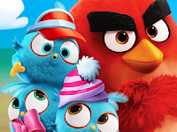 Angry Birds Match v1.3.0 Mod Apk (Unlimited Lives+Coins)