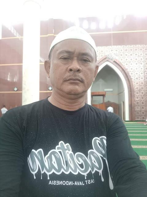 Ketua Apdesi Asahan Sujud Prayetno.