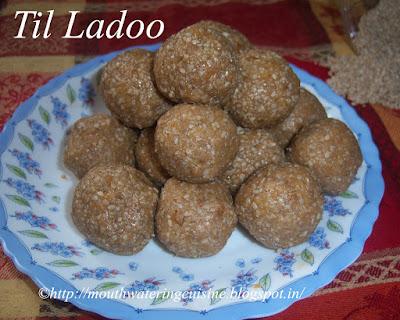 Til Ladoo - Chimmili