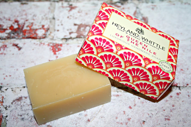Heyland & Whittle Queen of the Nile Soap