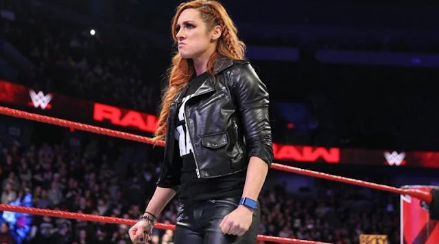 Traina Thoughts: Becky Lynch Is WWE's Hottest Act and the Creative Team Doesn't Know What to Do With Her