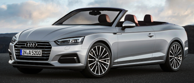 2017 Audi A5 Convertible Review Design Release Date Price And Specs