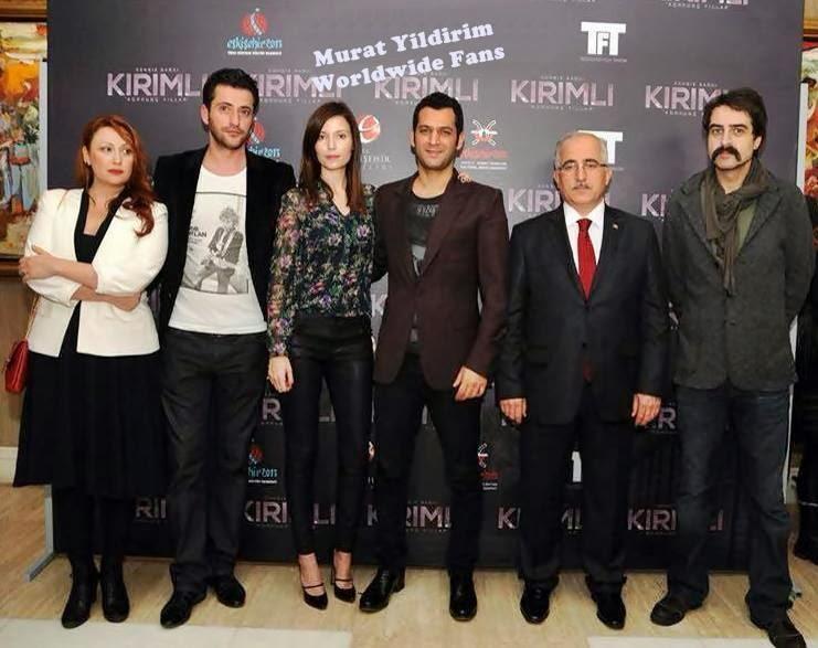 Asi Tuba Büyüküstün Murat Yıldırım: Asi & Demir: Selma Ergeç & Murat Yıldırım
