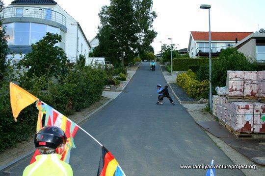 Street in Denmark