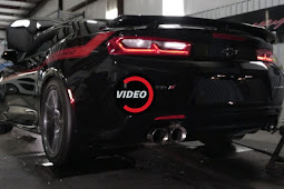 "See Hennessey""s Camaro ZL1 The Exorcist Insert 959 HP"